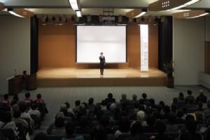 丹波篠山市にて講演会