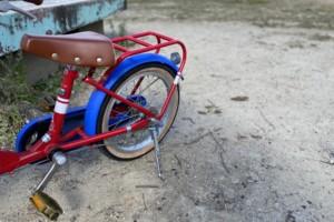 コマなし自転車