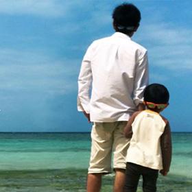 海を見る清水健