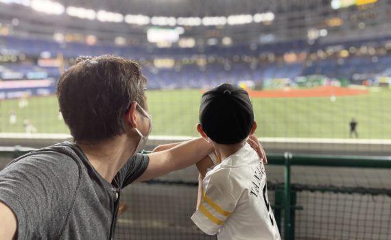 プロ野球観戦,清水健