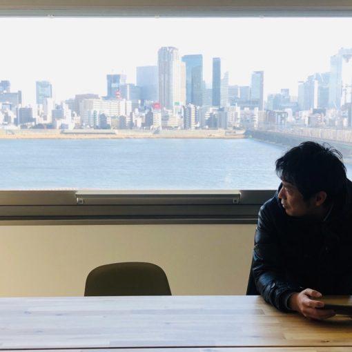 大阪の景色
